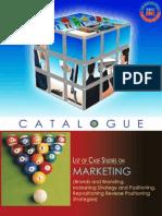 Marketing Case Studies Catalogues
