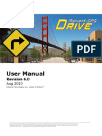 MotionX GPS Drive Manual