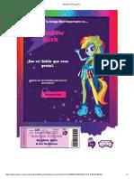 Descubre Tu Equestria Girls_Equestria Girls_Hasbro SSRV