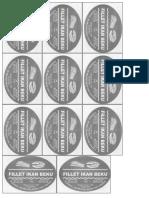 Sticker Fib 1 Kg
