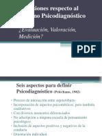 Psicodiagnóstico BALLESTEROS