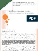 Cuentas Nacionales 1. Economia Aplicda.