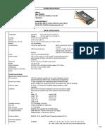 Spesifikasi Prosim 8 + SPO2 TEST MODULE + YSI 400