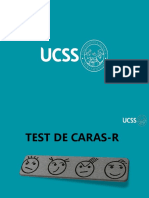 Ficha Tecnica - Test de Caras R