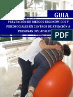 Guia Prevencion Personas Discapacitadas