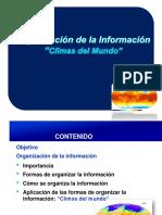 organizar informacion2018