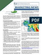 Cotton Marketing News