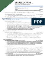 sarahvaughan resume