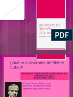 Sindrome de Tricher Collins