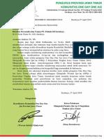 035 Surat Pengantar Proposal Pelindo III
