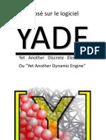 Présentation YADE1