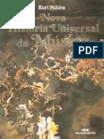 Historia Universal Da Musica - Kurt Pahlen