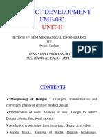 Product Development Unit II.ppt