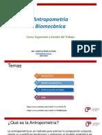 Antropometría y Biomecánica_U1