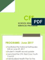 Cfs Clinic Ppt