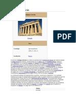 Antigua Grecia Informacion