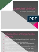 Textile Exports Shweta