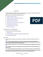 Cisco IE 4000 Installation