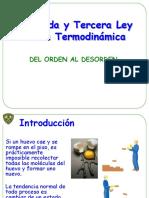 La Segunda Ley de La Termodinmica