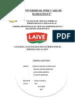 Universidad Jose Carlos Mariategui Laive Ultimooo