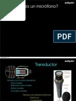 Guía de Microfonía