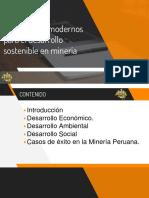 DESARROLLO SUSTENTABLE Y LA INDUSTRIA MINERA.pptx