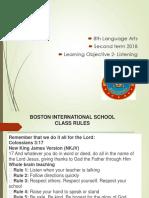 8th Language Arts-2nd Term-Vocabulary 11_2018