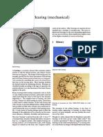 Bearing (Mechanical)