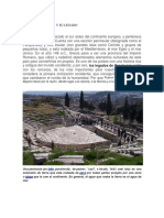 La Antigua Grecia y Su Legado