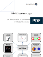NMR Spectroscopy Oxford University Presentation