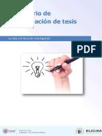 Modulo2_La Idea y El Tema de Investigación_3C