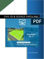 CIVIL 3D & GOOGLE EARTH PRO Aplicado Al Diseño Geométrico de Carreteras