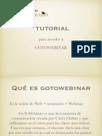 Tutorial Webinar