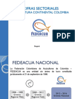Fedeacua Cifras Reunion Finagro