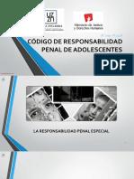 Responsabilidad Penal de Adolescente - Estudio Ugaz Zegarra