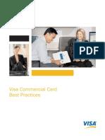 Comm Card Best Practice