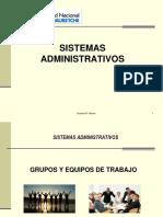 Grupo y Equipo de Trabajo