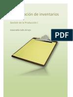 Investigación de inventarios