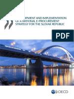 Slovakia e Procurement Strategy