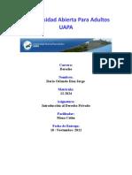 Practica No. 2, Introduccion al Derecho Privado.doc