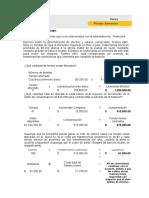 Finanzas II Tarea 1