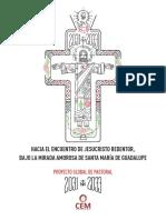 Hacia el encuentro de Jesucristo Redentor, bajo la mirada amorosa de Santa María de Guadalupe