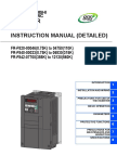 Mitsubishi f800 Manual