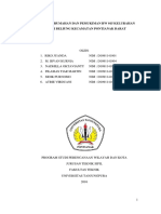 Rw 015 Kelurahan Sungai Beliung, Pontianak Barat