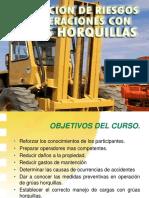 Curso de Operacion de Grua Horquilla 2004