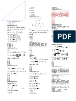 Razonamiento Matematico- Segundo Examen 2010