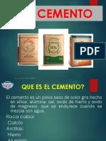4. El Cemento