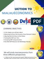 Intro to Macroecon