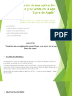 Apple – Gestion de Riesgo (1)