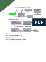 Cadena de Tratamiento Del Gas Natural